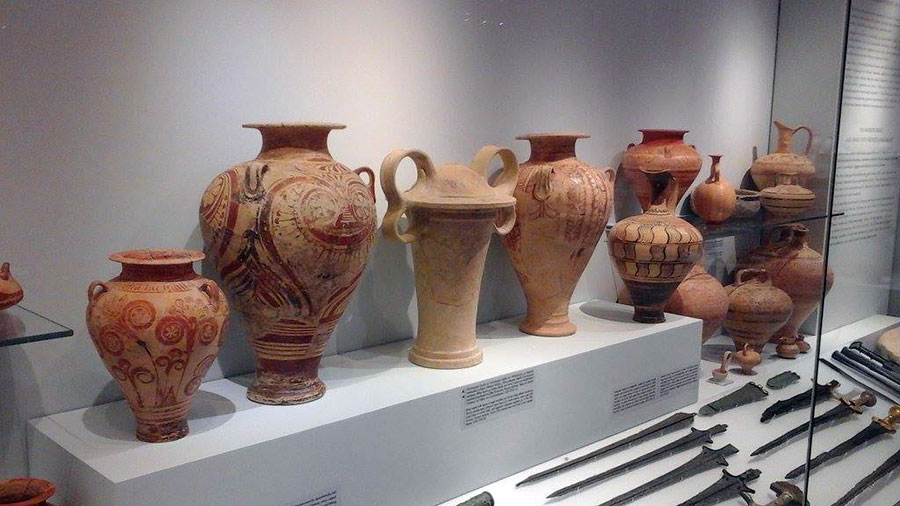 ARCHAEOLOGICAL MUSEUM OF HERAKLION
